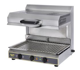 Roller Grill SEM800VC-PDS Sliding Salamander with Vitro-Ceramic Infrared Technology