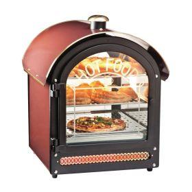 King Edward HFMV/CLA - Traditional Hot Food Merchandiser - Claret