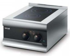 Lincat SLI21 Silverlink 600 - Twin Zone Induction Hob