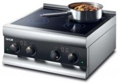 Lincat SLI42 Silverlink 600 - Four Zone Induction Hob