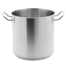 Vogue Deep Stock Pot 20.5Ltr T193