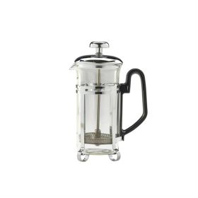 3-Cup Economy Cafetiere Chrome 11oz 300Ml