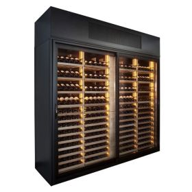 The Wine Wall – With Column Racking - Bespoke