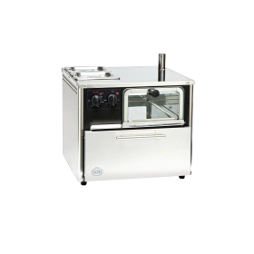 King Edward Vista Compact Lite - Potato Baker Oven COMPLITE/SS - Stainless Steel