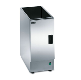 Lincat HC4 - Heated Open Top Pedestal for Silverlink 600 Countertop Units
