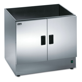 Lincat HC6 - Open Top Heated Pedestal for Silverlink 600 Countertop Units