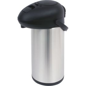 Stainless Steel Unbreakable Vacuum Pump Pot 5.0L - Genware