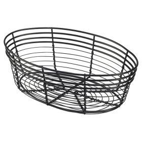 Wire Basket Oval 25.5 x 16 x 8cm - Genware