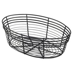Wire Basket,NevilleUK/ Oval 25.5 x 16 x 8cm