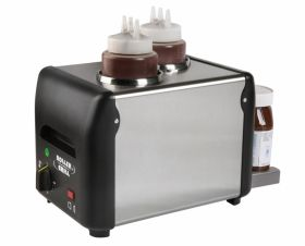 Roller Grill WI/2 Warm It Double Bottle