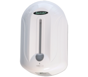 Lunar WSD1AW Automatic Soap Dispenser - White