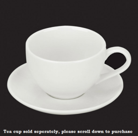Orion C88048 14.5cm Porcelain Saucer For Tea Cup