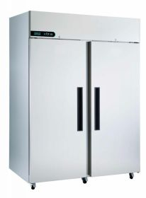 Foster Xtra XR1300H Double Door Upright Fridge 1300L (33-186)