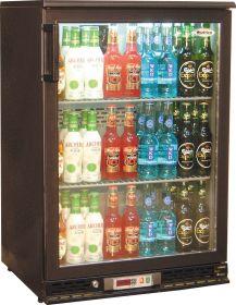 Infrico ZX1 - Bottle Cooler Single Door Black