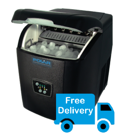 Polar T315 - Ice maker - Counter Top Portable Manual Fill - 10kg/24hrs