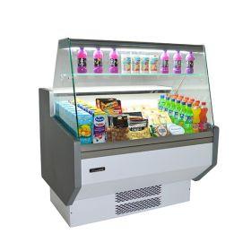 Blizzard ZETA130 2 Door Slim Serve Over Refrigerated Counter 1305w