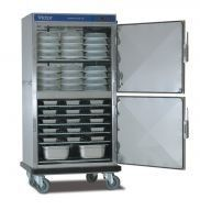 Victor BL100H2 Banquetline - Heated 2 Door Banqueting Trolley