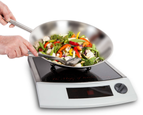 Induced Energy CS3001TS 3kW Single Zone Table-top Induction Hob