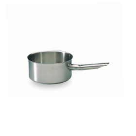 Bourgeat Excellence - 1 Ltr Stainless Steel Sauce Pan 14cm 10189-02