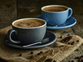 Royal Genware Grey Bowl Shaped Cup / Mug 25cl - 322125G