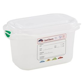 Genware Storage Container 1/9GN - 100mm Deep 1L