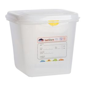 Genware Storage Container 1/6GN - 150mm Deep 2.6L