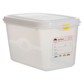 Genware Storage Container 1/4GN - 150mm Deep 4.3L