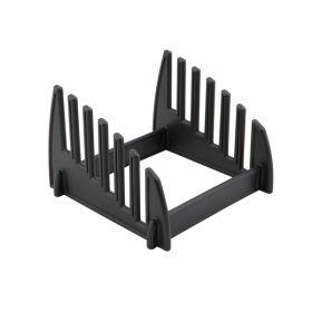 "PE Plastic Chopping Board Rack (1/2"" Boards) - Genware"