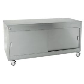 Parry AMB18P - Ambient Flat Top Passthrough Storage Cupboards