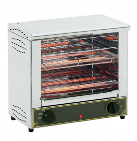 Roller Grill BAR2000 Double Compact Bar Grill