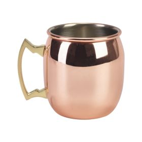 Copper Barrel Mug 40cl/14oz - Genware BCM400P