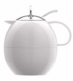 Egg Shaped Vacuum Jug White - Elia BJR-10W