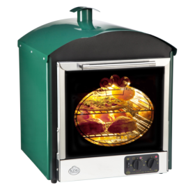 King Edward BKS Bake King Solo - Convection Oven - Green