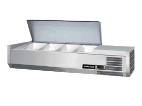 Blizzard TOP1200EN Refrigerated topping unit
