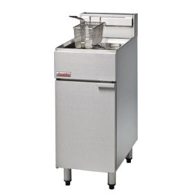 Blue Seal FF18 - Double Fryer - LPG Gas