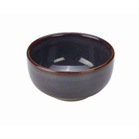 Terra Stoneware Rustic Blue Round Bowl 11.5cm - pk 6