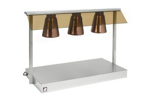 Parry C3LU - Lamp Carvery Heated Display Servery