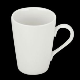 Orion C88072 Porcelain Latte Mugs  300ml / 11oz