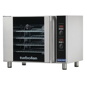 Blue Seal Turbofan E31D4 - Electric Convection Oven 4 x 1/1 GN Digital