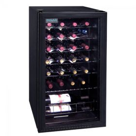 Polar CE203 - Wine Cooler Fridge 28 Bottles