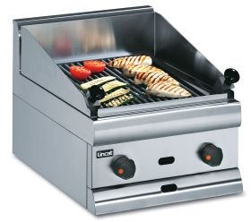 Lincat CG4 Silverlink 600 - Gas Chargrill - Small