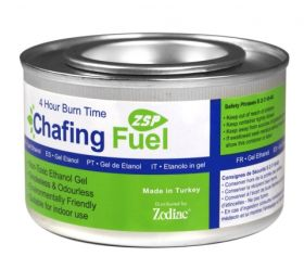 3.5 hr Chafing Gel Fuel Tins - ZSP CGE4