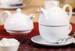 One cup teapot - Churchill WHOCT (pack of 4)