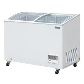 Polar CM434 Display Chest Freezer 270Ltr