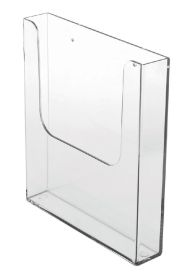 A5 Wall Mounted Leaflet Dispenser