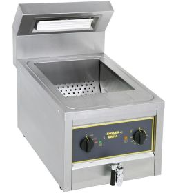 Roller Grill CW 12 Single 12L Chip Scuttle - Electric