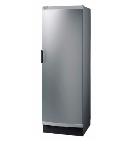 Vestfrost CFS344STS - Upright freezer -  344 Litre Stainless Steel