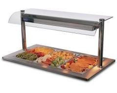 Drop-in Bain Marie - Victor Synergy DHBD3