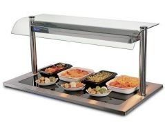 Drop-in heated display unit - Victor Synergy DHHP3