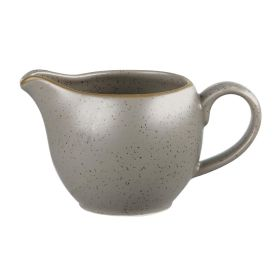 Churchill Stonecast Milk Milk Jugs Peppercorn Grey 113mm - DK568 - pk 4